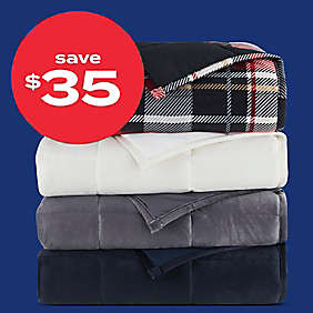 $35 off 12lb weighted blankets