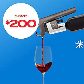 $200 off Coravin™ wine preservation