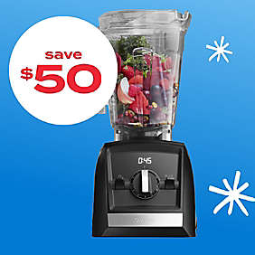 up to $50 off Vitamix® machines