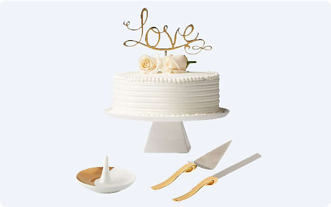Shop Wedding Registry Favorites