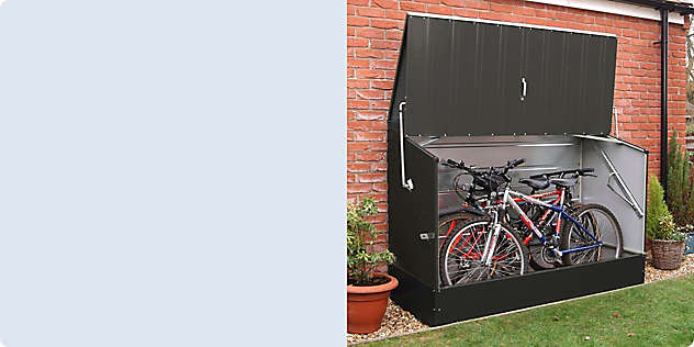Get More Storage from Your Outdoor Space