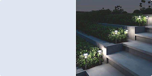 Brighten Up with Decorative & Landscape Lighting!