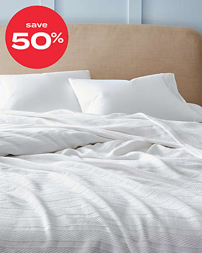 50% off blankets