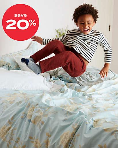 20% off comforter sets