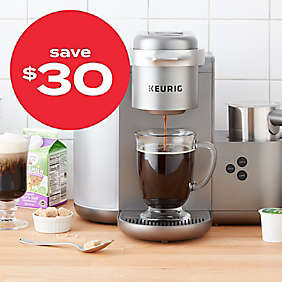 $30 off Keurig® coffee makers & more