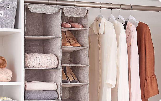 Shop Closet Storage