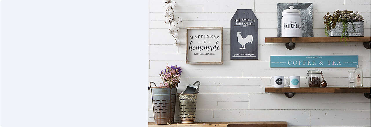One-of-a-Kind Kitchen Gifts