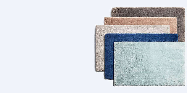 20% off Wamsutta® Ultra Soft bath rugs