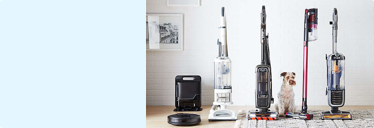 up to $120 off Shark® vacuums