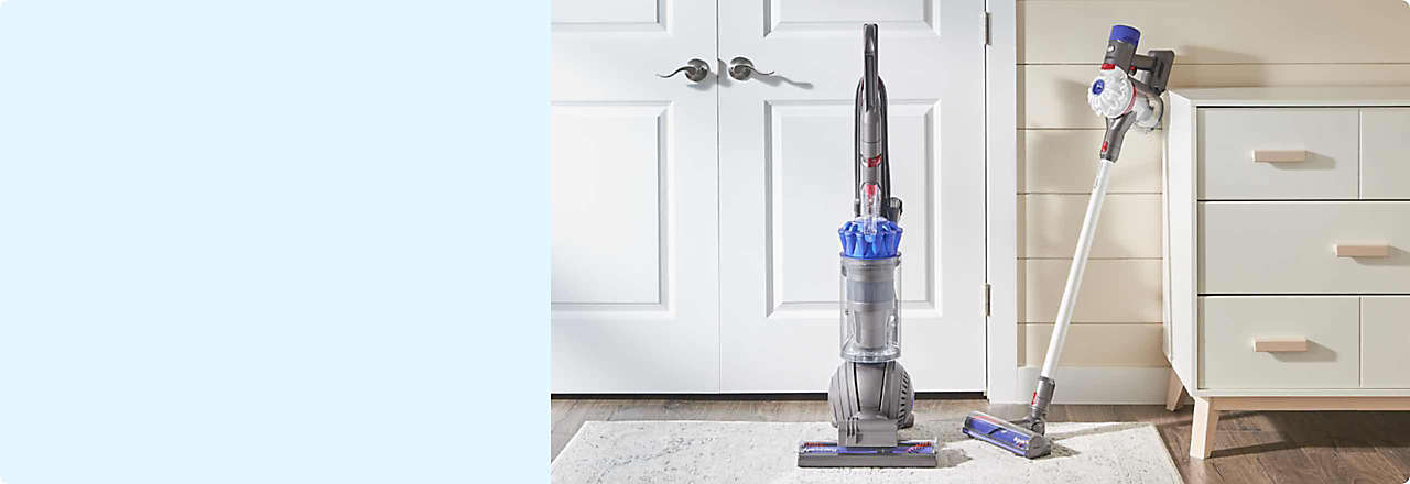 Up to $150 OFF Select Vacuums. Valid thru 2/29.