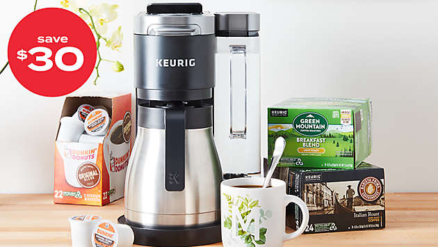 $30 off Keurig® K-Duo Plus™
