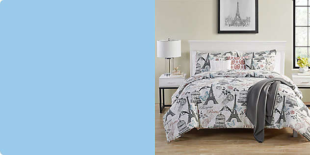 50% OFF Select 7-Pc Bedding Sets, Now $49.99!