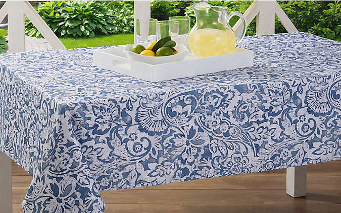 40% off select outdoor table linens