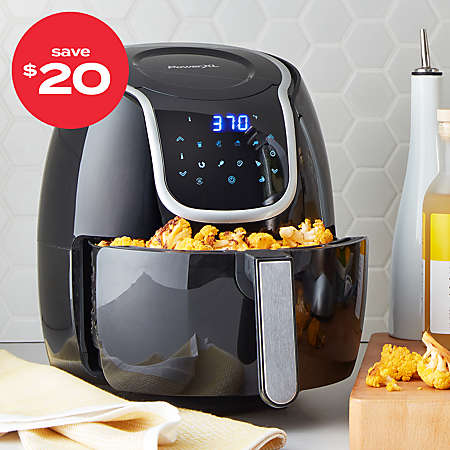 Powel XL 5qt Vortex air fryer