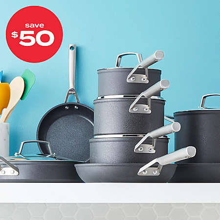$50 off Ninja® Foodi™ 13pc cookware set