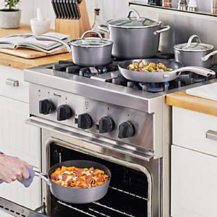 Timeless pots and pans made for beautiful moments.