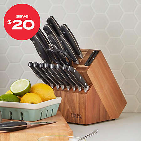 $20 off Chicago Cutlery®