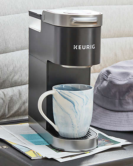 Keurig® was made for small spaces.