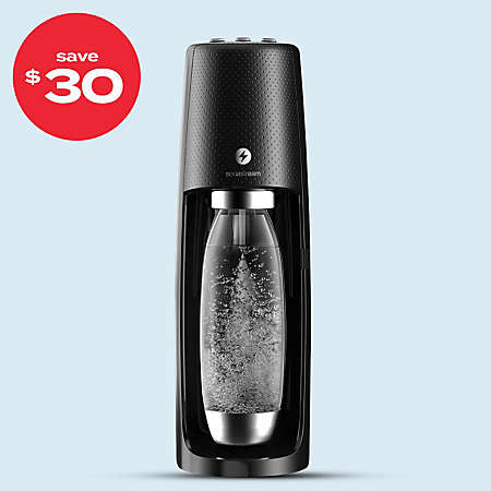 $30 off SodaStream® sparkling water makers