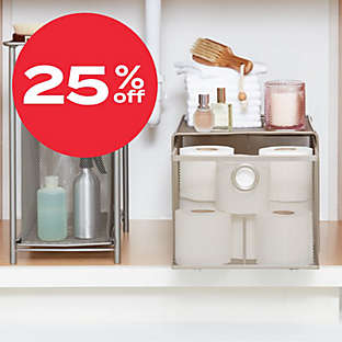 up to 25% off bath org