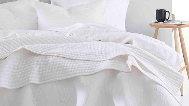 White Comforters & Duvet Covers