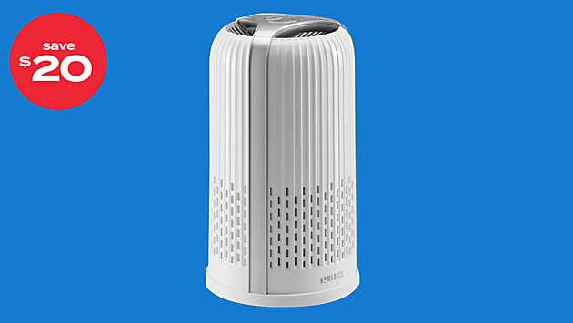 HoMedics® TotalClean® air purifier