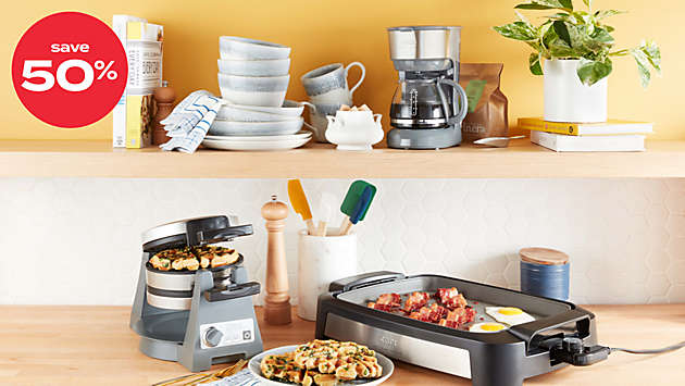 CRUX® Artisan Series appliances