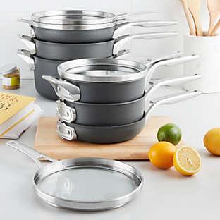 space-saving cookware