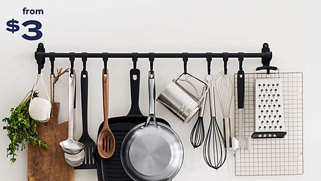 """A""""ordable kitchenware made for shareable moments."""