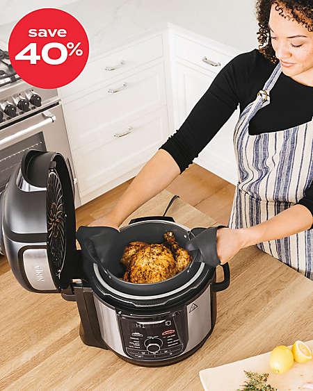 Ninja® Foodi™ 8qt pressure cooker & air fryer