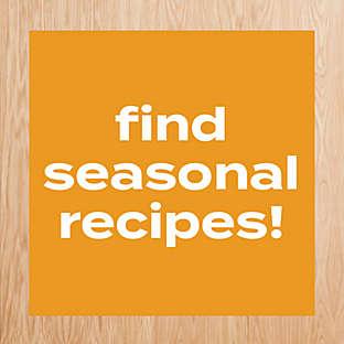 find fall recipes