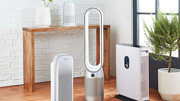 Prepare for hot summer days with cool and clean air.