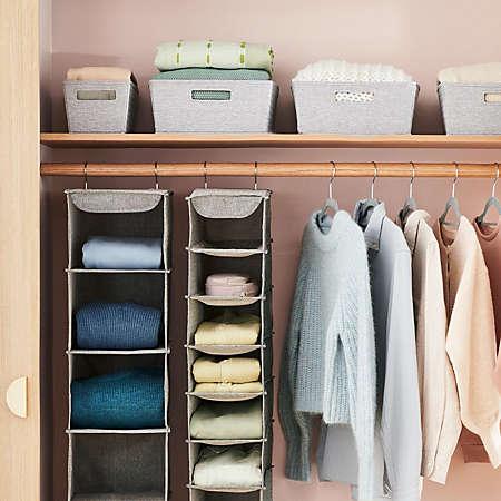 save 25% on select closet org