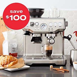 Breville® the Barista Express™ espresso machine