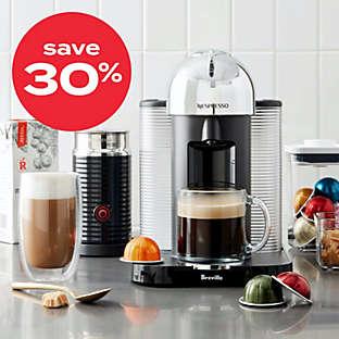 Nespresso® Vertuo Next by Breville® coffee & espresso maker