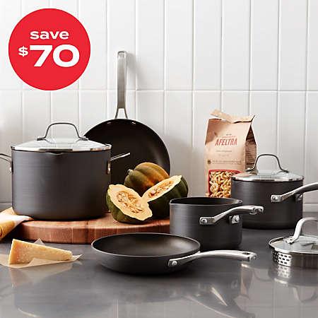 Calphalon® Classic™ 8-piece cookware set