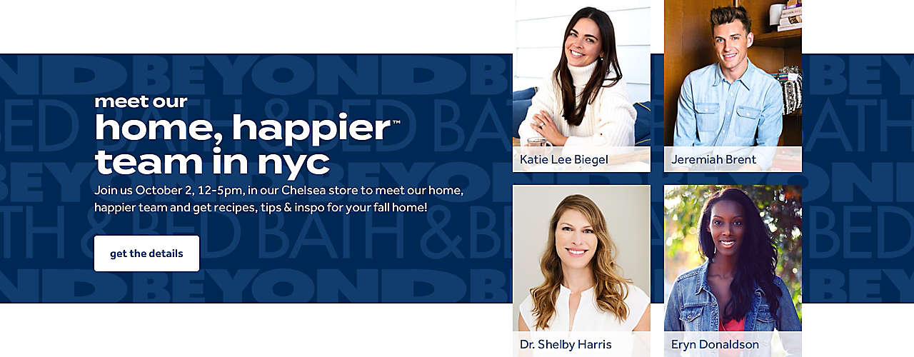 meet our Home, Happier Team in NYC
