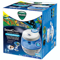Vicks® Sweet Dreams Cool Mist Humidifier in Blue