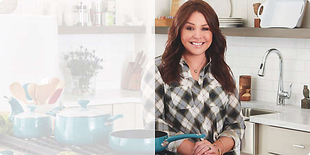 Bright and Colorful Cookware from Rachael Ray