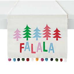 H for Happy™ Fa La La Reversible Christmas Table Runner