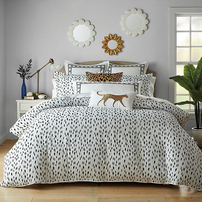 Alternate image 1 for Wamsutta® Estero 3-Piece King Comforter Set in Bright White