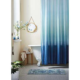 Wild Sage™ 72-Inch x 72-Inch Maylin Ombré Shower Curtain in Blue