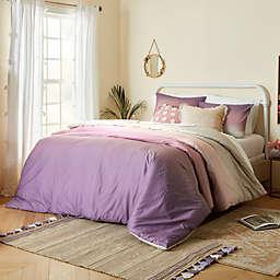 Wild Sage™ Jenna Ombré 2-Piece Twin/Twin XL Comforter Set in Pink