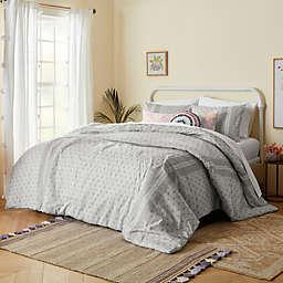 Wild Sage™ Keilana Border 2-Piece Twin/Twin XL Comforter Set in Grey