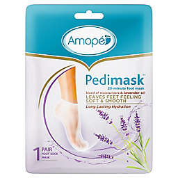 Amope Pedimask Lavender Foot Mask