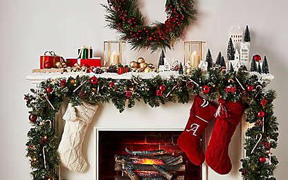 Artificial Christmas Trees | Pre Lit