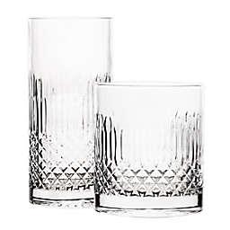 Luigi Bormioli Diamante Glassware Collection