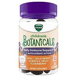 Vicks® Kids Botanicals Daily Immune Support Gummies 36-Count