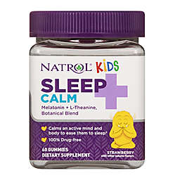 Natrol® 60-Count 1 mg Kids Sleep+ Calm Gummies