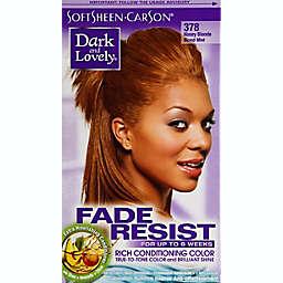 Dark & Lovely® Fade Resist 378 Honey Blonde Conditioning Hair Coloring